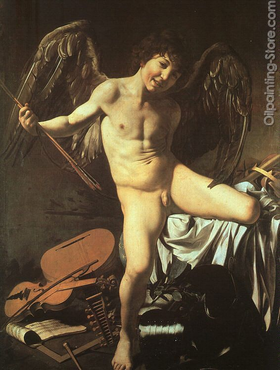 Amor Victorious   Victorious Cupid