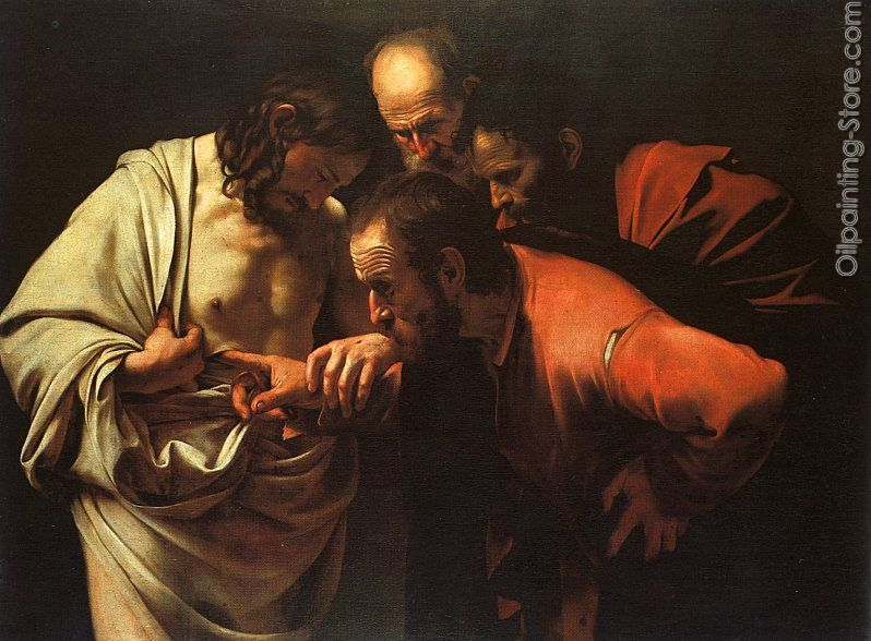 The Doubting of St.Thomas