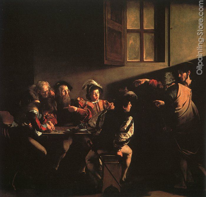 The Calling of St.Matthew